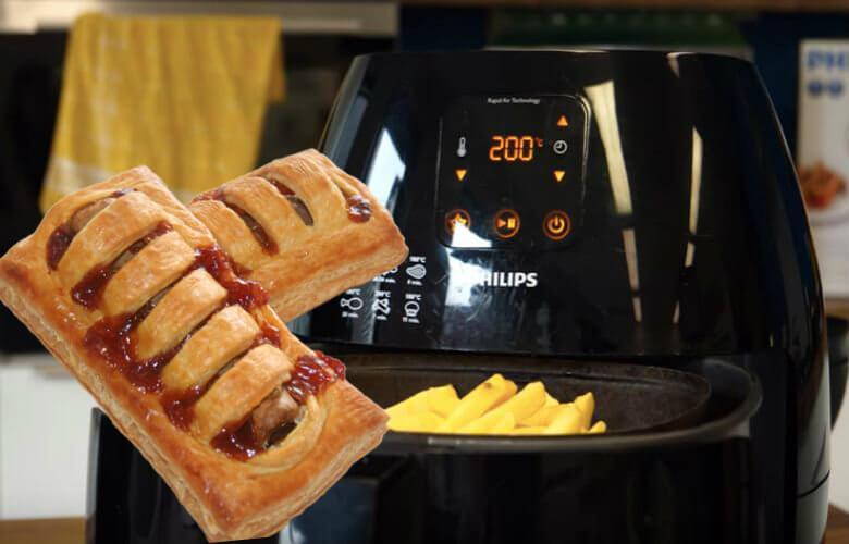Recept Frikandelbroodjes Uit De Airfryer